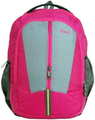 Feel 2138_Pink 31 L Backpack