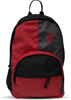 De, Bags Junior Small-Red 15 L Backpack