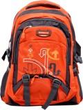 Hashtag Snazee 3.8 L Backpack (Orange, B...