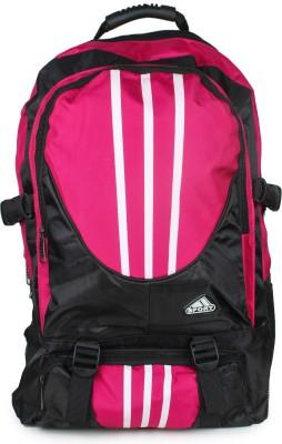 Do Bhai 3-Line-1-Pink 21 L Backpack