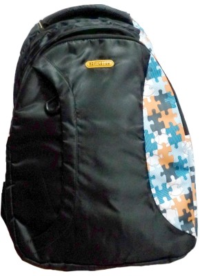 Navigator Black Spacious BackPack 8 L Backpack