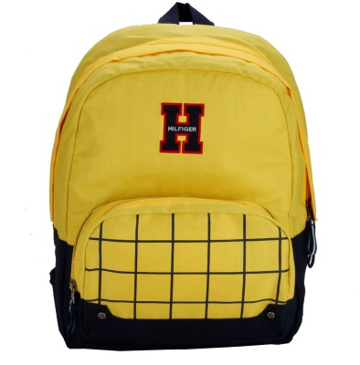 Tommy Hilfiger Buddy Small 16.965 L Backpack(Yellow)