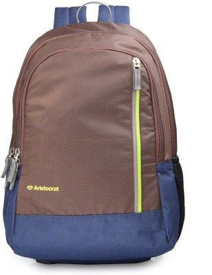 Aristocrat Pep 03 Brown 22 L Backpack