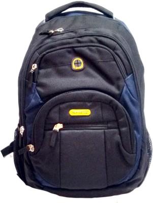 Navigator Unisex Blacky 10 L Laptop Backpack