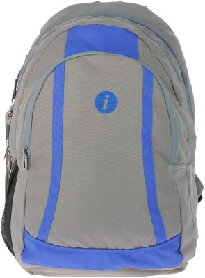 i Double Line Spacious 25 L Medium Backpack
