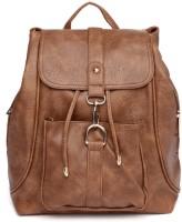 Dressberry Premium 2 L Backpack(Brown)