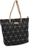 United Colors of Benetton Canvas bag wit...
