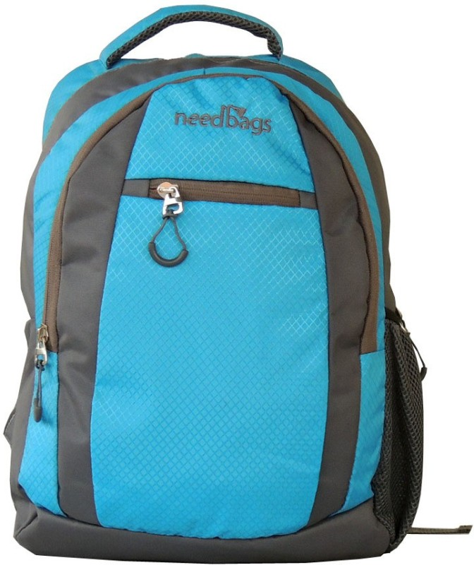 Needbags 400513 B 17 L Laptop Backpack(Blue)