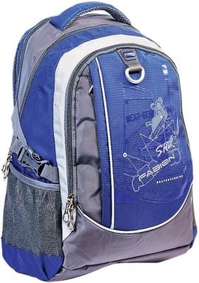 Fabion 1345 Blue N Grey 33 L Large Backpack