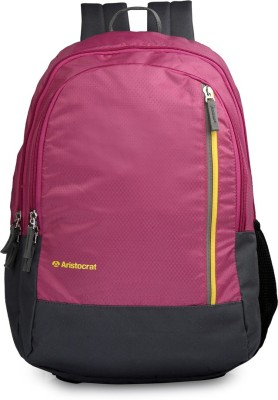 Aristocrat Pep 03 Purple 22 L Backpack