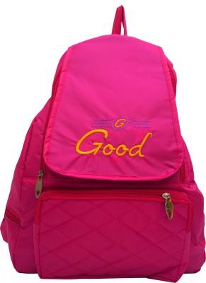 Vintage Stylish Ladies Expandable Backpack Handbag Pink(bag 153) 2.5 L Backpack(Pink)