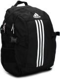 Adidas Power II Backpack (Black, White)