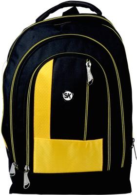 Sk Bags Arl-3 L shape Yellow 27 L Laptop Backpack
