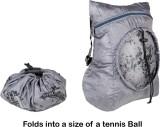 3G Folding 5 L Backpack (Grey)