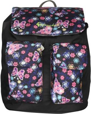 President CAMPUS-BLACK 25 L Backpack