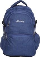 Bendly Demin 25 L Laptop Backpack(Blue)