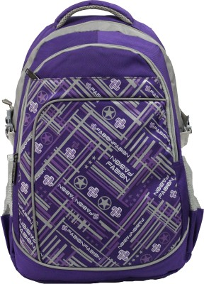 Fabion Purple N Grey 30 L Large Backpack