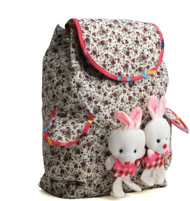 Pochette Multicolor Women & Girl 10 L Backpack
