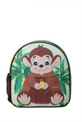 BagsRus Monkey 10 L Backpack