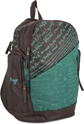 Baggit L Brushink Queen Large Laptop Backpack