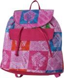 Stylocus Pink 0 L Medium Backpack (Pink)