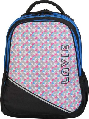 Lavie Alpha Super spacious Backpack(White)
