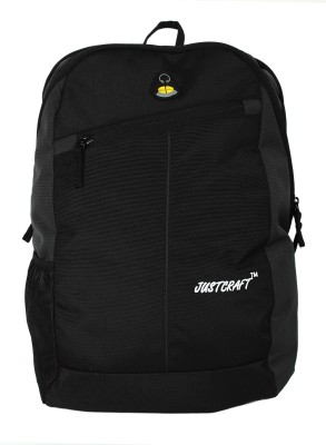 Justcraft Joyo D Grey 30 L Laptop Backpack