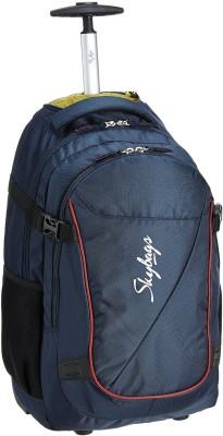Skybags Strolly 4.5 L Medium Trolley Backpack