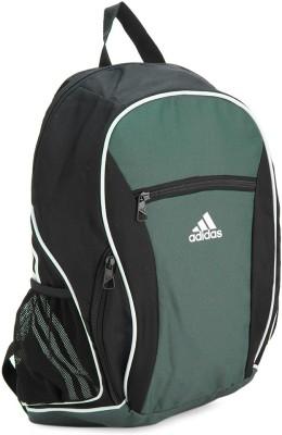 Adidas ADI ESTADIO BP 25 L Backpack(Black, Grey)