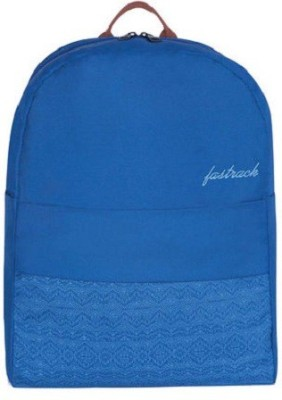 Fastrack Casual Backpack for Girls-AC032NNV01 16.5 L Backpack