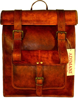 Adimani Vendange Vintage 15 L Laptop Backpack