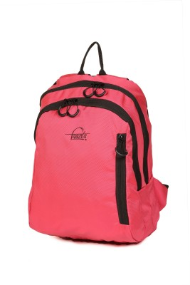 Fausta Pink with Black Diamond 15 L Backpack
