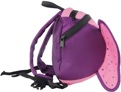 Meded Baby Safety Harness Strap Bag-Butterfly 4 L Backpack