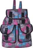 Justgear Backpack-JG_101_Pink 20 L Backp...