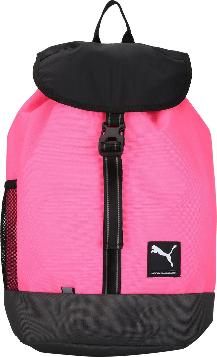f60bc941b6 Puma PUMA Academy Female Backpack 20 L Laptop Backpack(Pink
