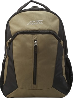 Alfa Jazz lp backpack olive 25 L Laptop Backpack