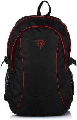 President Bags Laptop 09 -Red 20 L Medium Laptop Backpack
