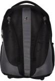 Clubb 1251 8 L Backpack (Black, Grey)