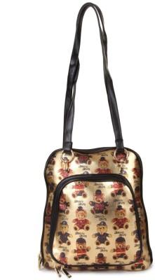 Kleio College Teddy Casual Backpack / Sling 1 L Backpack