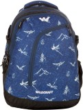 Wildcraft Nature 6 36 L Backpack (Blue)