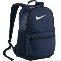Nike Brazilla Medium 24 L Laptop Backpack(Blue)