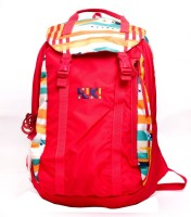 Wiki by Wildcraft Wiki Whirl Red 29 L Backpack(Red)
