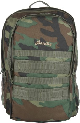 Bendly Backpack Jungle 45 L Laptop Backpack