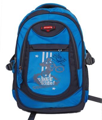 Stryker Stryker 35 Liter Laptop Bagpack - Sky Blue 35 L Laptop Backpack