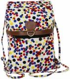 Moac BP056 4 L Medium Backpack (Multicol...
