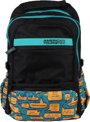 American Tourister Hoola02Black 25 L Backpack