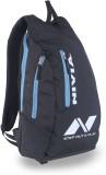 Nivia Conviction 26 L Backpack (Black, B...