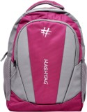 Hashtag Defy 3.8 L Backpack (Purple, Gre...