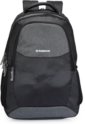 Aristocrat Dio 04 Black 25 L Backpack
