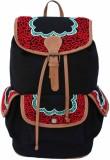 Moac BP066 14 L Backpack (Black)